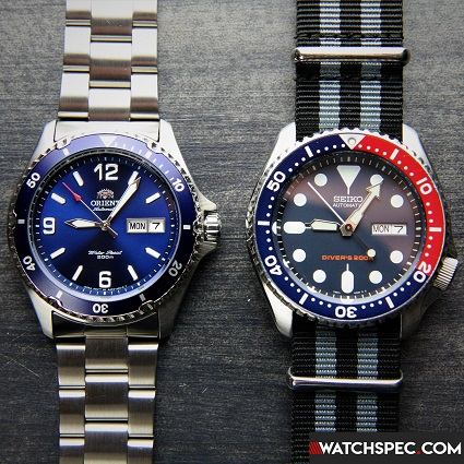 Orient Mako Ii The Seiko Skx Killer Watchspec